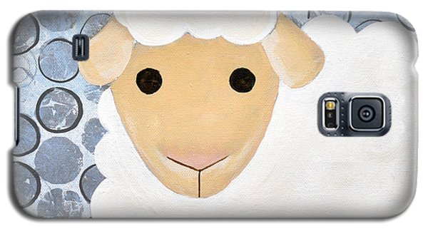 Lamb Galaxy S5 Case