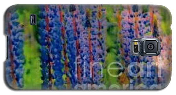 Lois Love Of Lupine Galaxy S5 Case by FeatherStone Studio Julie A Miller