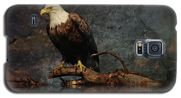 Magestic Eagle  Galaxy S5 Case by Elaine Manley