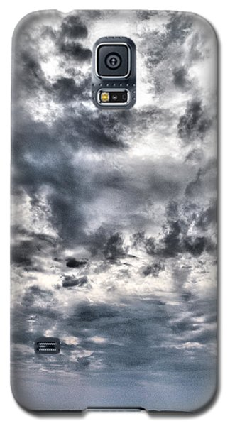 Galaxy S5 Case featuring the photograph  Mental Seaview by Jouko Lehto