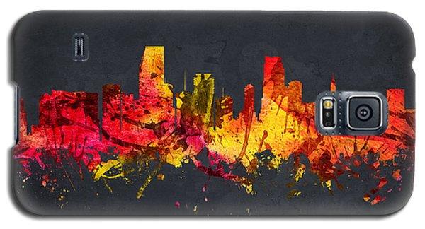 Miami Cityscape 07 Galaxy S5 Case
