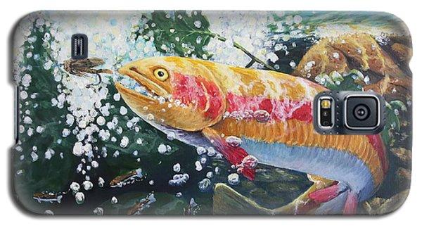 Not Your Average Goldfish Galaxy S5 Case