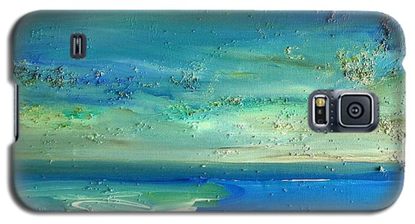 Pearls Of Tranquility Seascape 1 Galaxy S5 Case by Dolores  Deal