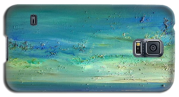 Pearls Of Tranquility Seascape 1 Galaxy S5 Case