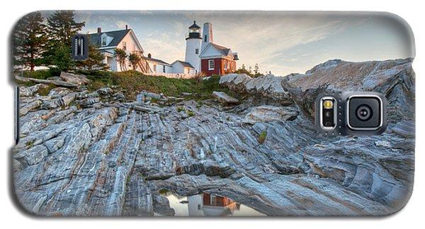 Pemaquid Point Reflection Galaxy S5 Case