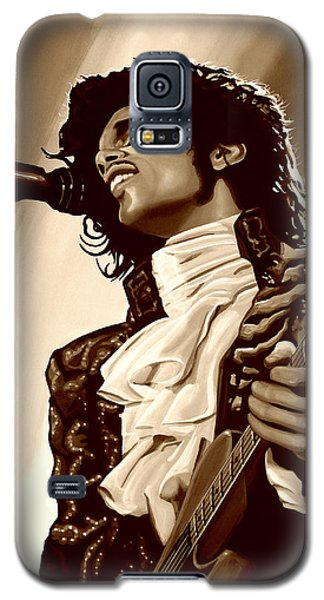 Prince The Artist Galaxy S5 Case by Paul Meijering