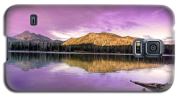 Reflections On Sparks Lake Galaxy S5 Case
