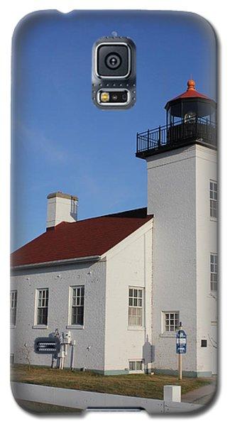 Sand Point Lighthouse Escanaba Galaxy S5 Case