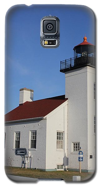 Sand Point Lighthouse Escanaba Galaxy S5 Case