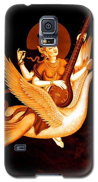 Saraswati 4 Galaxy S5 Case