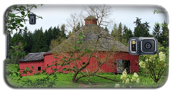 Spring At The Round Barn Galaxy S5 Case