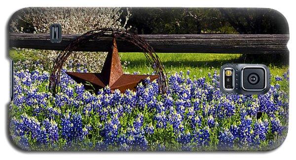Texas Bluebonnets IIi Galaxy S5 Case by Greg Reed