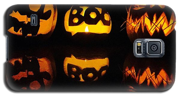 Galaxy S5 Case featuring the photograph  Texas Halloween - No. 2015 by Joe Finney