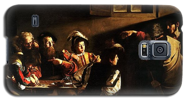 The Calling Of Saint Matthew Galaxy S5 Case