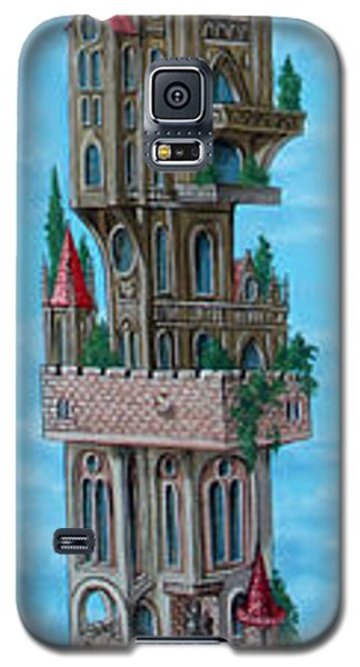The Castle Of Air Galaxy S5 Case
