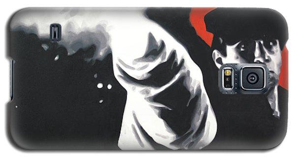 - The Godfather - Galaxy S5 Case by Luis Ludzska
