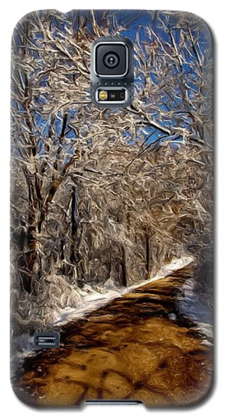 The Traveler Galaxy S5 Case by Tom Druin