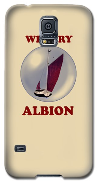 The Wherry Albion Galaxy S5 Case