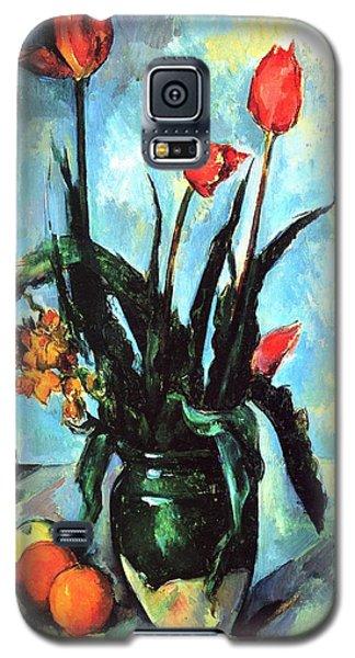 Tulips In A Vase Galaxy S5 Case