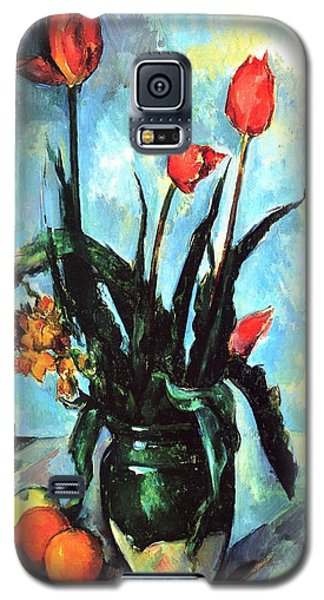 Tulips In A Vase Galaxy S5 Case