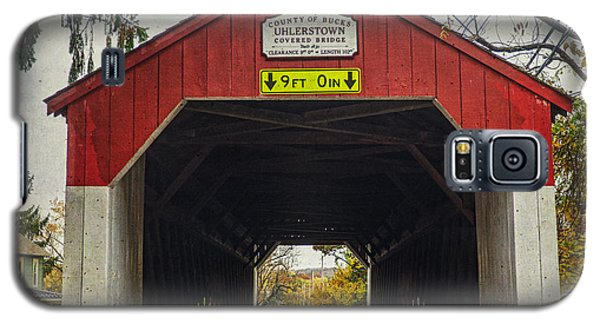 Uhlerstown Covered Bridge Iv Galaxy S5 Case