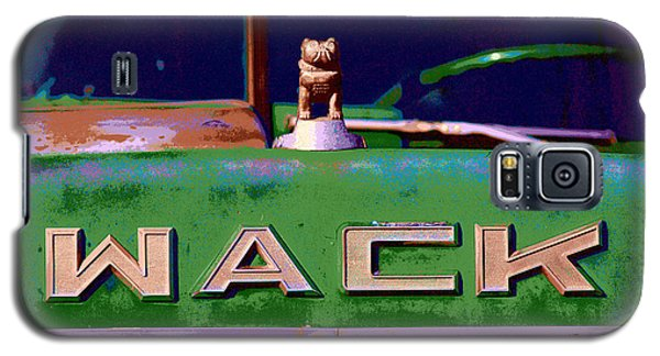 Wack Truck Galaxy S5 Case