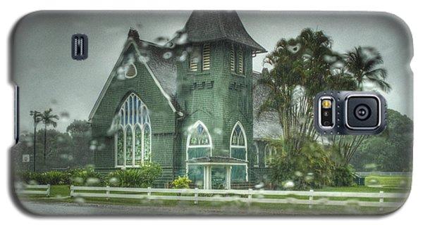 Waioli Huiia Church Kauai  Galaxy S5 Case