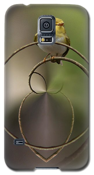 Wood Warbler Galaxy S5 Case