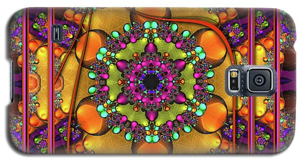 001 - Mandala Galaxy S5 Case
