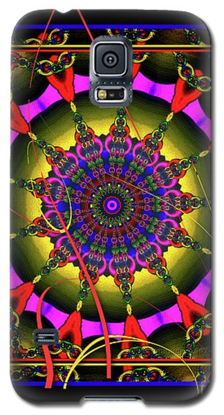 002 - Mandala Galaxy S5 Case