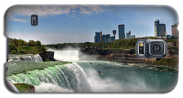 004 Niagara Falls  Galaxy S5 Case