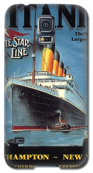 0065186 Galaxy S5 Case by Titanic