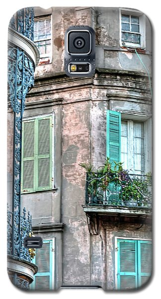 0254 French Quarter 10 - New Orleans Galaxy S5 Case