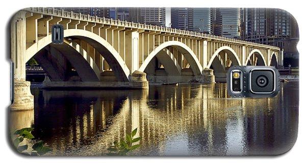 0333 3rd Avenue Bridge Minneapolis Galaxy S5 Case