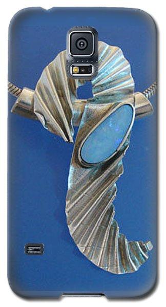 0468 Seahorse Galaxy S5 Case