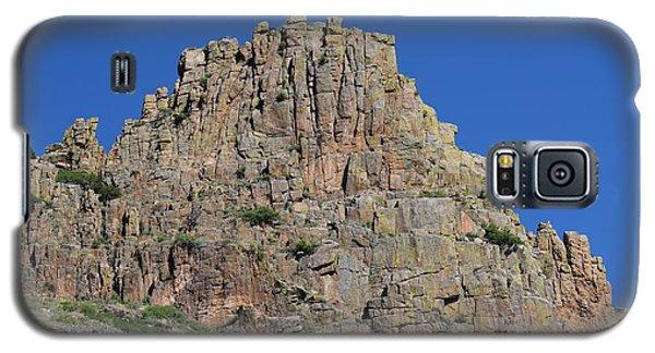 Mountain Scenery Hwy 14 Co Galaxy S5 Case
