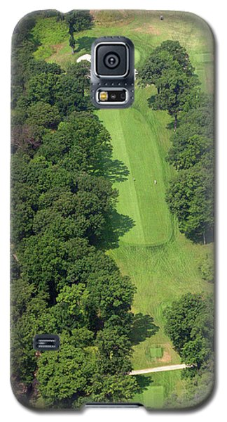 12th Hole Sunnybrook Golf Club Galaxy S5 Case by Duncan Pearson