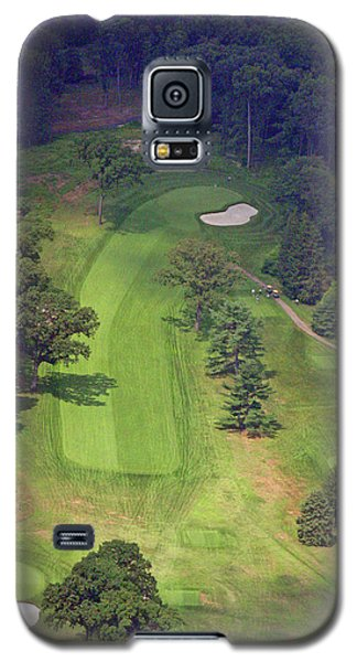 13th Hole Sunnybrook Golf Club Galaxy S5 Case by Duncan Pearson