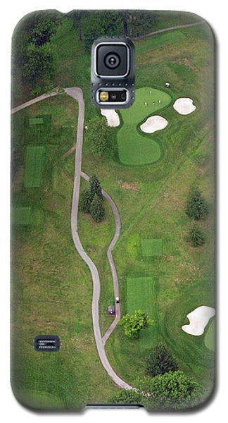 15th Hole Sunnybrook Golf Club Galaxy S5 Case by Duncan Pearson