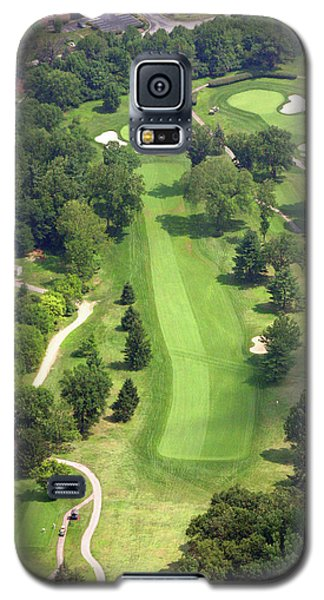 16th Hole Sunnybrook Golf Club Galaxy S5 Case by Duncan Pearson