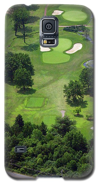 17th Hole Sunnybrook Golf Club Galaxy S5 Case by Duncan Pearson
