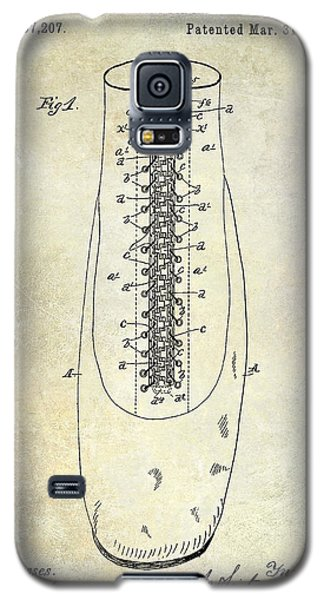 1896 Shoe Patent  Galaxy S5 Case