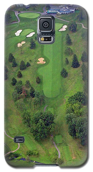 18th Hole Sunnybrook Golf Club Galaxy S5 Case by Duncan Pearson