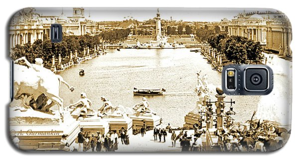 1904 World's Fair, Grand Basin View From Festival Hall Galaxy S5 Case