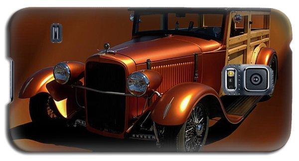 1929 Ford Model A Woody Galaxy S5 Case