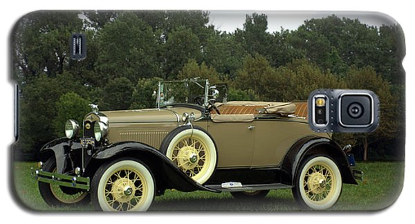 1931 Ford Model A Roadster Galaxy S5 Case