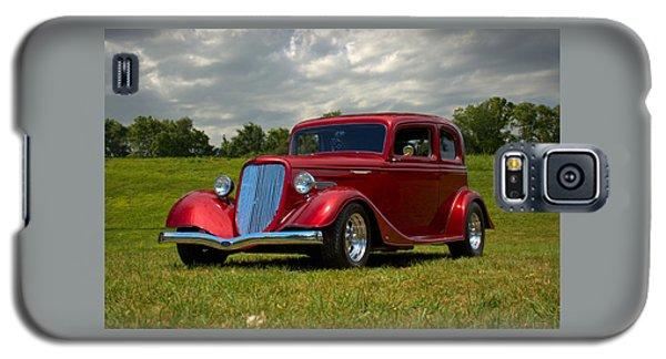 1933 Ford Vicky Hot Rod Galaxy S5 Case
