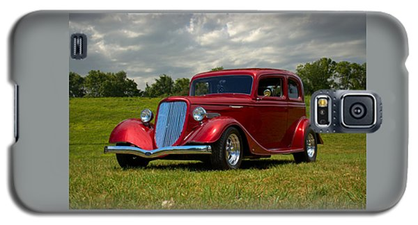 1933 Ford Vicky Hot Rod Galaxy S5 Case