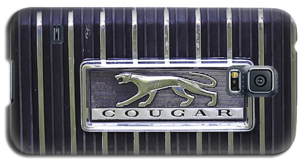 1968 Cougar Galaxy S5 Case