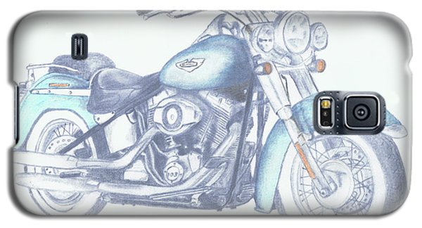 2015 Softail Galaxy S5 Case by Terry Frederick